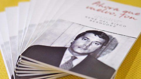 """Durante la feria, la Vicepresidencia distribuirá entre los asistentes 15 mil ejemplares del libro """"Ahora que vuelvo, Ton"""" que contiene además del cuento, una selección de poemas de René del Risco Bermúdez, escritor al cual está dedicada la feria."""