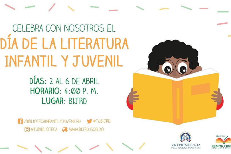 La Biblioteca Infantil y Juvenil República Dominicana (BIJRD) celebra a partir de este 2 de abril el Día Internacional del Libro Infantil y Juvenil con actividades culturales durante una semana.