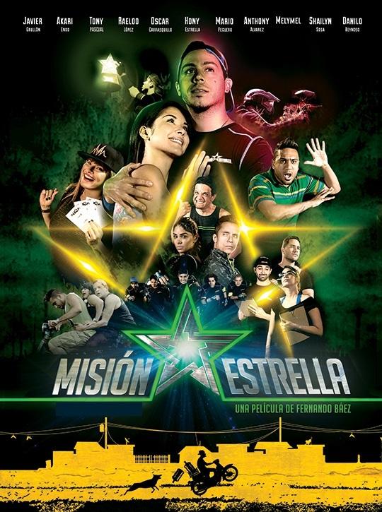 Poster Misión Estrella