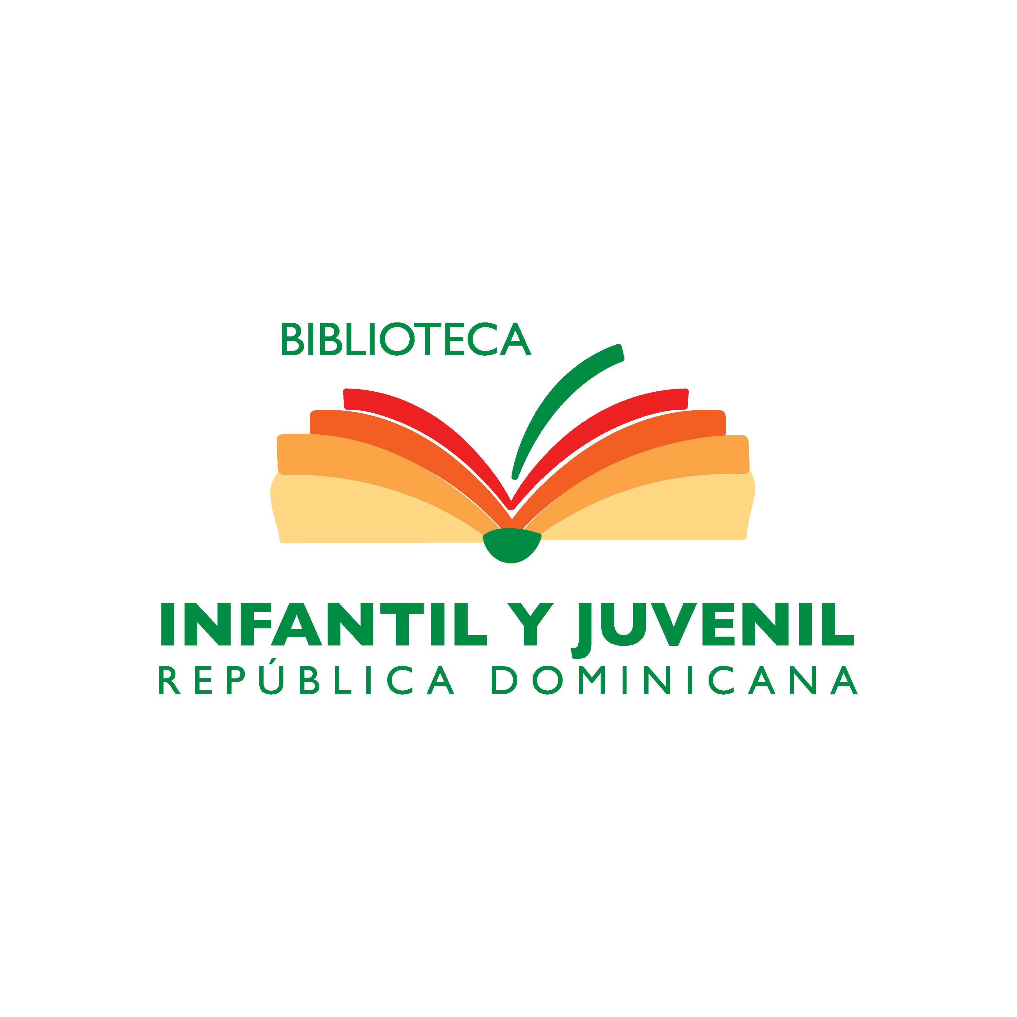 Logo de la biblioteca infantil y juvenil