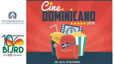 La Muestra de Cine Dominicano es un evento cultural de promoción del séptimo arte del país. La iniciativa se desarrollará del 26 al 29 de marzo en el auditorio La Trinitaria de la Biblioteca Infantil y Juvenil República Dominicana (BIJRD), con acceso gratuito. En ese mismo espacio se desarrollarán interesantes paneles que abordarán el tema del cine hecho aquí.