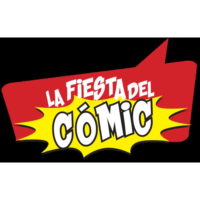 Fiesta Del Comic Logo
