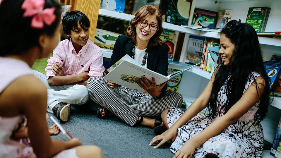 La Biblioteca Infantil y Juvenil República Dominicana (BIJRD) ha alcanzado un nivel de desarrollo gracias al trabajo articulado de todas sus áreas y la puesta en marcha de proyectos innovadores a favor del libro y la lectura. (Foto de archivo).